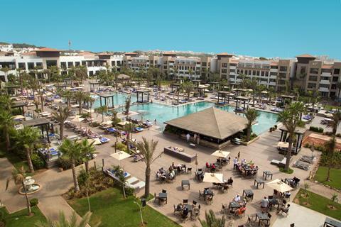 Last minute vakantie Atlantische Kust 🏝️RIU Palace Tikida Agadir