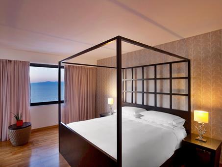 Sheraton Rhodes Resort Griekenland Rhodos Ixia sfeerfoto 3