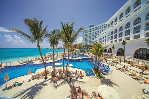 RIU Cancun Mexico Yucatan Cancun  sfeerfoto groot