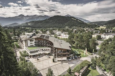 Krumers Alpin Resort Spa Tirol