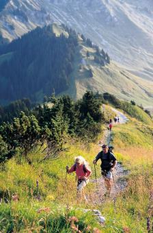 Sfeerimpressie 8-daagse singlereis Wandelen in Tirol