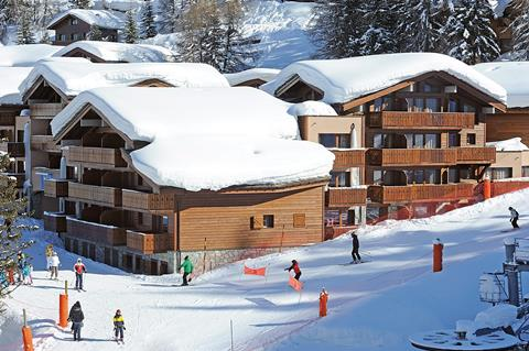 Les Chalets Edelweiss