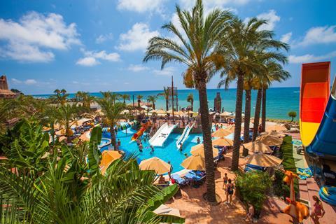 Long Beach Resort & Spa Turkije Turkse Rivièra Alanya  sfeerfoto groot