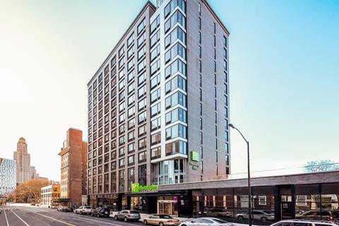 Verenigde Staten - Holiday Inn Downtown Brooklyn