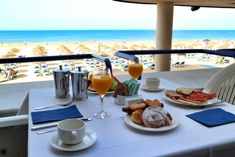 Playa Victoria Spanje Andalusië Cadiz sfeerfoto 2