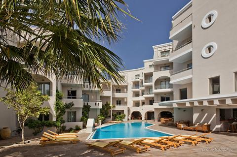 Parasol Luxury Suites Griekenland Karpathos Pigadia sfeerfoto 2
