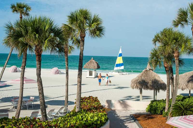 Sandcastle Resort At Lido Beach Hotel