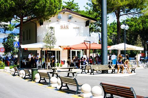 Korting vakantie Friuli Venezia Giulia 🚗️Bella Italia Efa Village Sport & Family