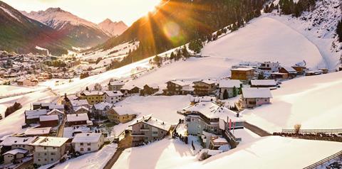 Ischgl - Gipfelherz