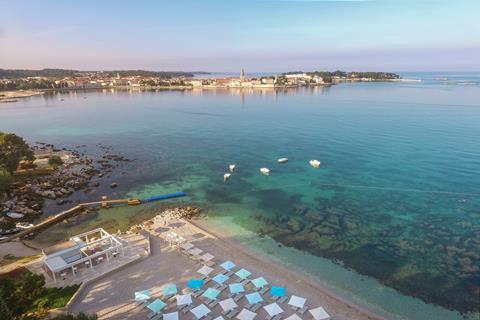 Last minute vakantie Istrië 🚗️Valamar Parentino