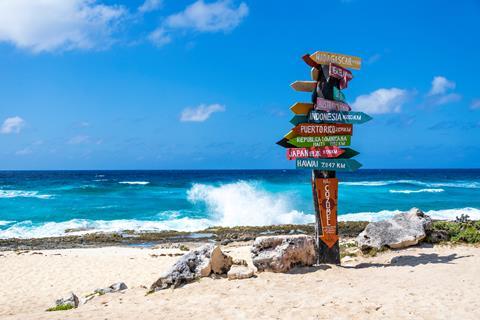 15-daagse Verre reizen naar 15 dg cruise Hoogtepunten van de Caribische Zee in
