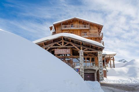Wintersport Residence Hermine in Val Thorens (Franse Alpen, Frankrijk)