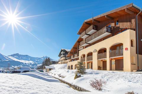 TOP DEAL wintersport Franse Alpen ⛷️Vacanceole Résidence La Duit