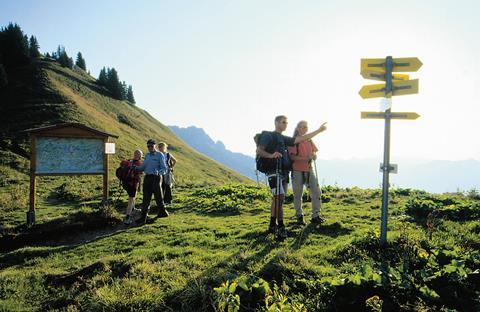 8-daagse singlereis Wandelen in Tirol