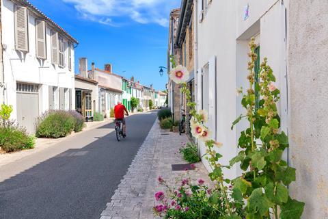 8-daagse kampeer-fietsreis Charente Maritime
