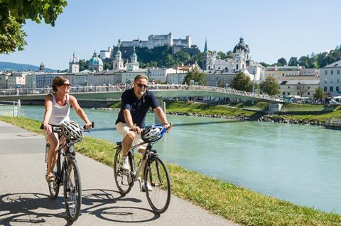 8-daagse fietsreis Salzkammergut