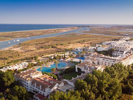 Golden Club Cabanas Portugal Algarve Cabanas  sfeerfoto groot