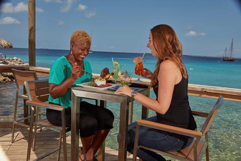Divi Flamingo All Inclusive Beach Resort Bonaire Bonaire Kralendijk sfeerfoto 1