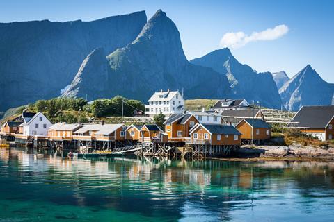 7 daagse busreis Indian Summer Noorwegen