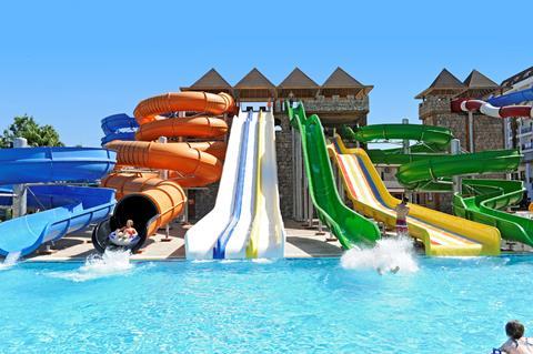 SPLASHWORLD Eftalia Splash Resort Turkije Turkse Rivièra Alanya sfeerfoto 1