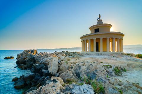 13-daagse fietsreis Ionische Eilanden