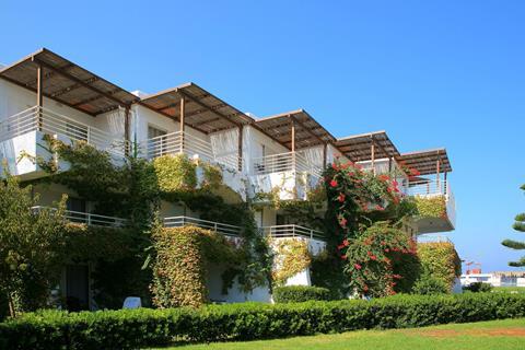 Apollonia Beach Resort & Spa Griekenland Kreta Amoudara sfeerfoto 2