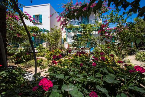 Andreas Griekenland Cycladen Kamari sfeerfoto 3