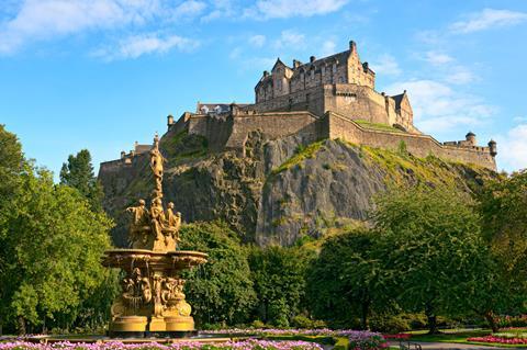 6 daagse busreis Edinburgh, Glasgow Arran