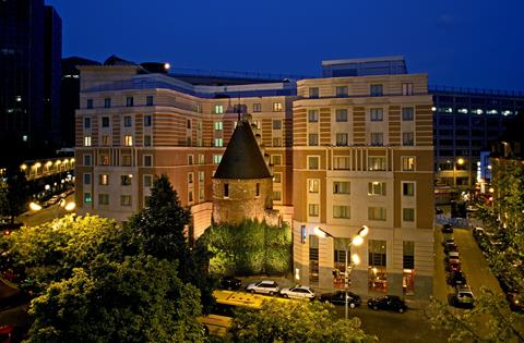 lberostar Brussels Centre Tour Noire
