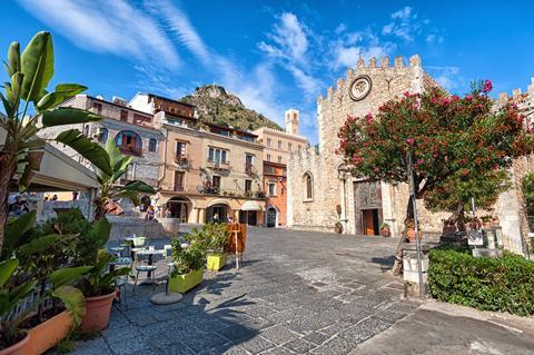 8-daagse rondreis Sicilië Compleet - Palermo