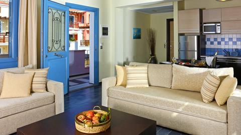 Sirena Residence & Spa Griekenland Samos Kambos sfeerfoto 1
