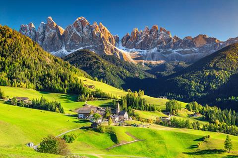 9 daagse busreis Piemonte het begin van Italie