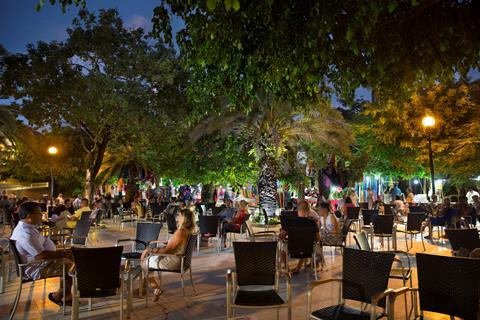 Viva Wyndham Maya Mexico Yucatan Playa del Carmen sfeerfoto 1