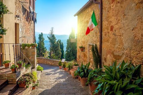 8-daagse fietsreis Toscane