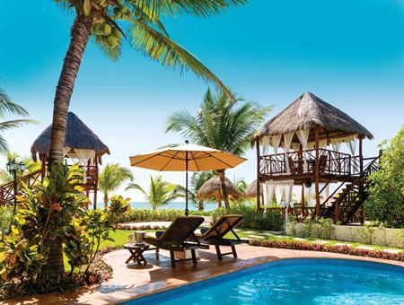TUI BLUE El Dorado Seaside Suites & Spa Mexico Yucatan Rivièra Maya sfeerfoto 4