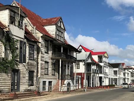 13-daagse rondreis Schitterend Suriname
