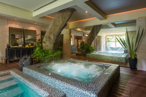 Magic Blue Spa Boutique Hotel Mexico Yucatan Playa del Carmen sfeerfoto 4