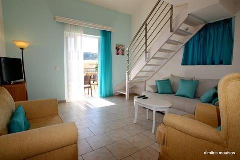 SPLASHWORLD Aqualand Village Griekenland Corfu Agios Ioannis sfeerfoto 3