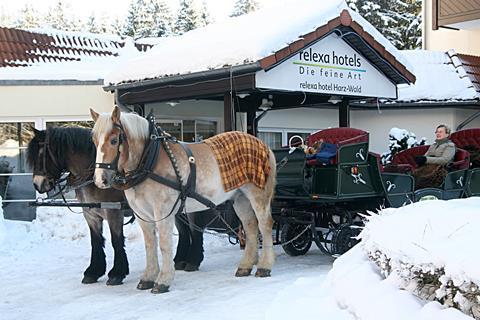 TIP wintersport Harz ⛷️Relexa Hotel Braunlage