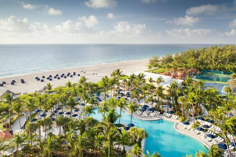 Marriott Harbor Beach Resort Spa
