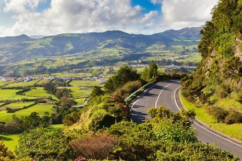 15-daagse Eilandhoppen Landelijk Azoren