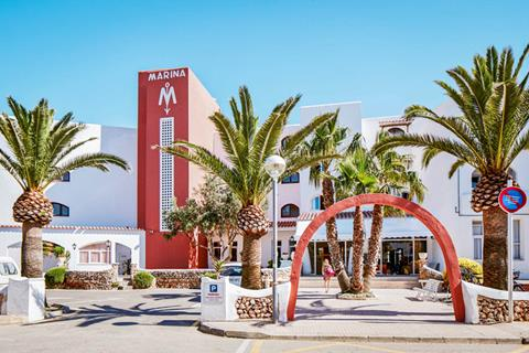 Globales Marina Menorca Cala 'n Bosch