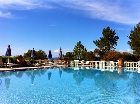 Korting zonvakantie Corfu 🏝️Nautilus Barbati