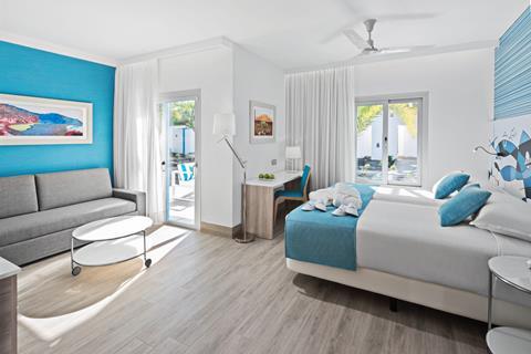 Elba Lanzarote Royal Village Resort Spanje Canarische Eilanden Playa Blanca sfeerfoto 1