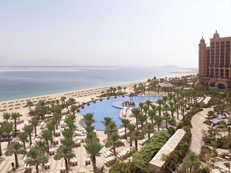 Last minute zonvakantie Dubai - Atlantis The Palm