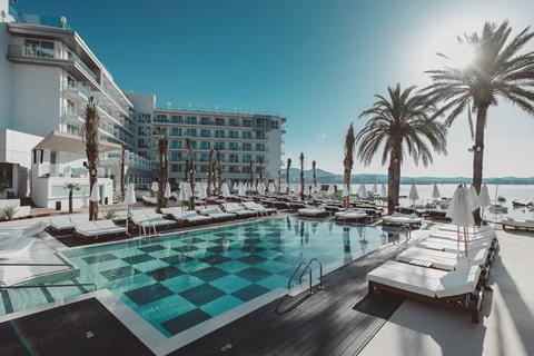 Amare Beach Hotel Ibiza nederlandse reviews