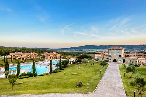 Pian dei Mucini Resort Italië Toscane Massa Marittima sfeerfoto 2