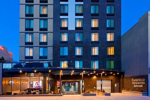 Fairfield Inn & Suites New York Queens/Queensboro
