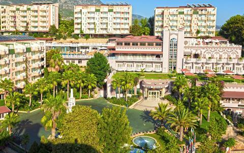 Club Paradiso Turkije Turkse Rivièra Alanya sfeerfoto 3