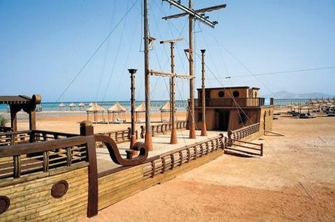 Coral Sea Holiday Resort Egypte Sharm el Sheikh Nabq Bay sfeerfoto 4